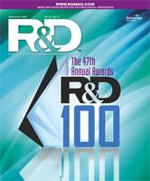 "Престижная американская награда ""R&D100"""